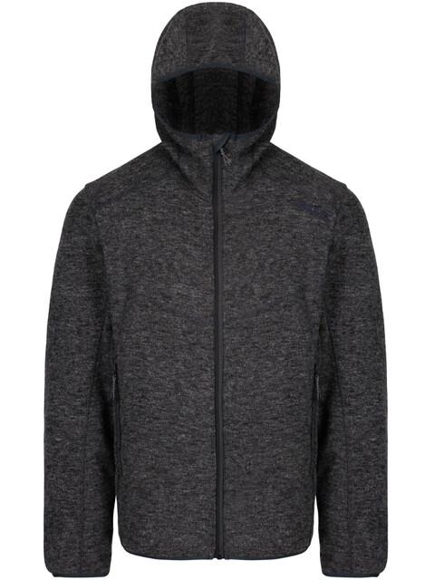 Regatta Luzon Fleece Jacket Men Black